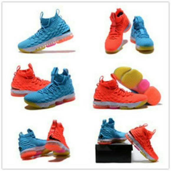 Shoes | Lebron 15 Fire Ice | Poshmark